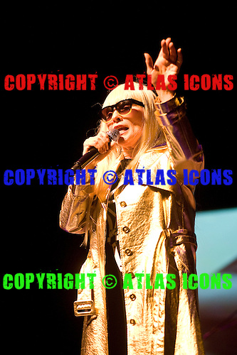 Blondie; Chris Stein; Tropicana Casino; May 24, 2014<br /> Photo Credit: Eddie Malluk/Atlas Icons.com