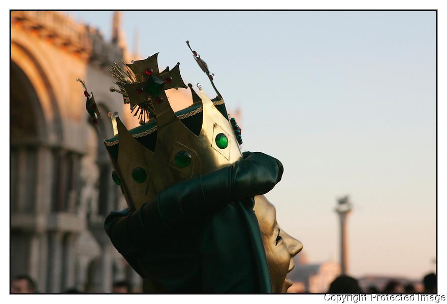 Italie<br /> Venise<br /> Le carnaval