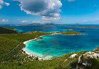 Hawksnest Bay<br /> Virgin Islands National Park<br /> St John<br /> US Virgin Islands