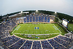 Employees and fans enjoy the season opening football game against North Carolina Central on Employee Appreciation Day at the newly renovated Wallace Wade Stadium.