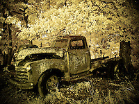 1949 Chevrolet flatbed truck