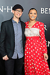 LOS ANGELES - AUG 16: Andra Day, Dave Wood at the premiere of Ben-Hur at the TCL Chinese Theatre IMAX on August 16, 2016 in Los Angeles, California