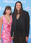 LOS ANGELES, CA - MAY 23: Diana DeGarmo and Ace Young arrive at 'American Idol' Season 11 Grand Finale Show at Nokia Theatre L.A. Live on May 23, 2012 in Los Angeles, California.