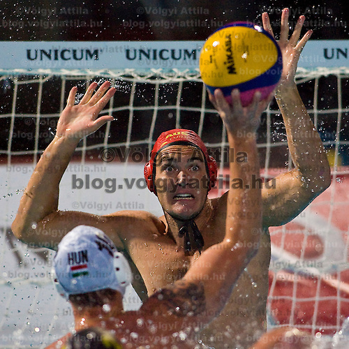 Unicum Waterpolo Cup held in Hajos Alfred Sports Swimmingpool.