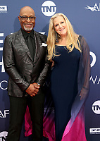 6 June 2019 - Hollywood, California - James Pickens Jr., Lori McCreary. American Film Institute's 47th Life Achievement Award Gala Tribute To Denzel Washington held at Dolby Theatre.    <br /> CAP/ADM/FS<br /> ©FS/ADM/Capital Pictures