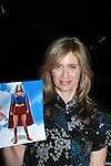 Helen Slater - Supergirl appears at Big Apple Comic Con for autographs and photos on October 16 (and 17 & 18), 2009 at Pier 94, New York City, New York. (Photo by Sue Coflin/Max Photos)