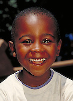 AFRICAN-AMERICAN PRESCHOOL BOY. BOY. OAKLAND CALIFORNIA USA.