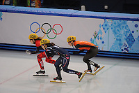 Olympic Games Sochi Short Track 130214