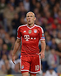 Arjen Robben during the UEFA Champions League semifinal first leg football match Real Madrid CF vs FC Bayern Munchen at the Santiago Bernabeu stadium in Madrid in Madrid on April 23, 2014.   PHOTOCALL3000/ DP