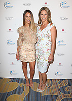 BEVERLY HILLS, CA - April 20: Jessica Lowndes, Natalie Morales, At 2017 Women's Guild Cedars-Sinai Annual Spring Luncheon At The Beverly Wilshire Four Seasons Hotel In California on April 20, 2017. Credit: FS/MediaPunch