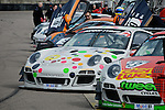 David Ashburn/Nick Tandy - Trackspeed Porsche 997 GT3 R