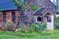 Christ Memorial Episcopal Church. Kauai, Hawaii.