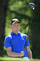 Samuel Wells, New Zealand Amateur Golf Championship, Wairakei Golf Course, Taupo, New Zealand, Wednesday 31 October 2018. Photo: Kerry Marshall/www.bwmedia.co.nz