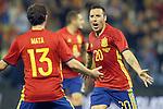 20151113. International Friendly Match. Spain v England.