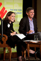 LIVE from the NYPL: Steven Johnson & Sherry Turkle