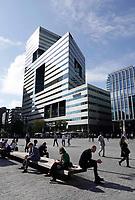 Nederland Amsterdam -  2018 . Kantoren op de Zuidas. De Ito toren. Foto Berlinda van Dam / Hollandse Hoogte<br /> <br /> Beelddatum09-05-2018