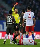 Fussball Bundesliga 2010/11, 14. Spieltag: Hamburger SV - VFB Stuttgart