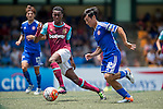West Ham United vs Eastern during the Main tournament of the HKFC Citi Soccer Sevens on 22 May 2016 in the Hong Kong Footbal Club, Hong Kong, China. Photo by Li Man Yuen / Power Sport Images