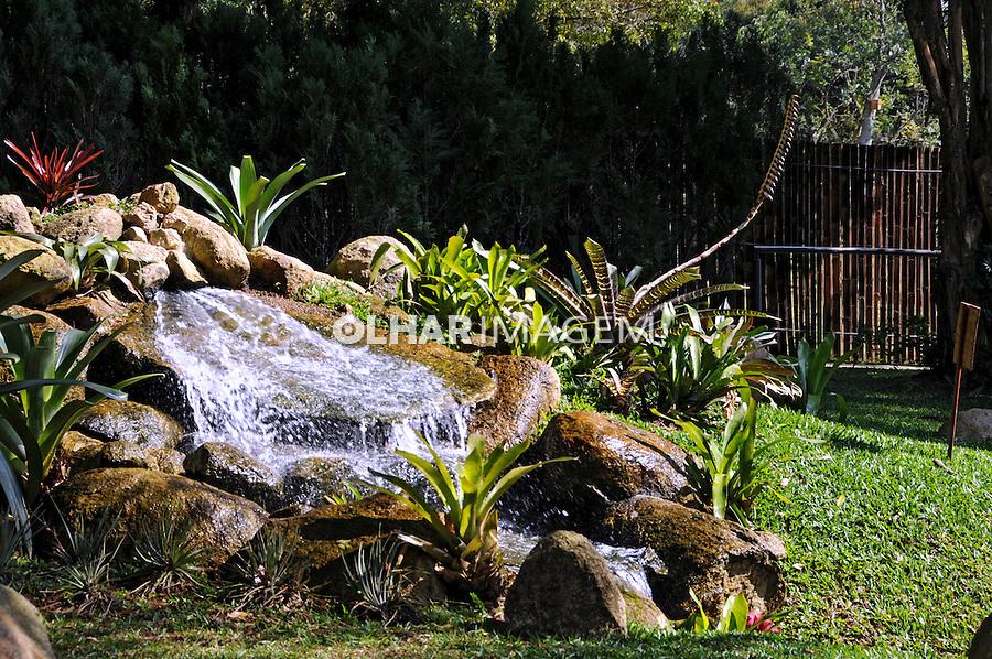 Jardim das Sensações no Jardim Botânico de  Curitiba. Paraná. 2009. Foto de Zig Koch.
