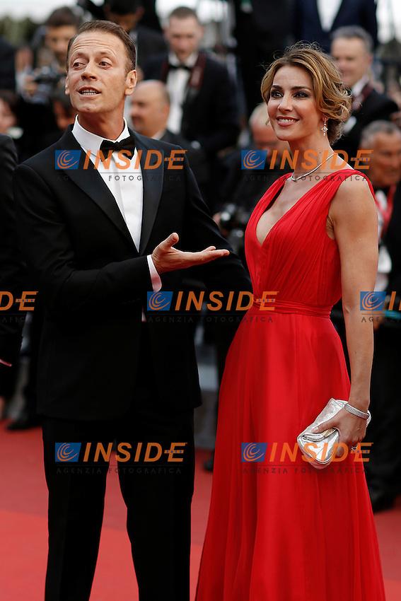Rocco Sifredi<br /> Festival di Cannes 2016 <br /> Foto Panoramic / Insidefoto
