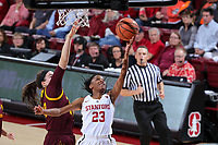 Stanford Basketball W vs Arizona State, January 26, 2018