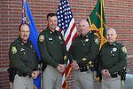 CCSO - Capts/Leadership portraits