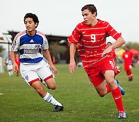 PHOENIX, AZ--US Soccer Development Academy, Reach 11, Phoenix, AZ.