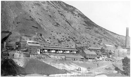 American Smelter complex at Durango.<br /> Durango, CO