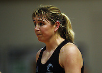 NZ's Irene Van Dyk after the final whistle during the International  Netball Series match between the NZ Silver Ferns and World 7 at TSB Bank Arena, Wellington, New Zealand on Monday, 24 August 2009. Photo: Dave Lintott / lintottphoto.co.nz