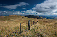 Andrew Gannel Hill from Ben Cleuch, the Ochil Hills, Tillicoultry, Clackmannanshire