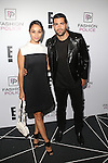 Actress Cara Santana and Actor Jesse Metcalfe Attend E!'s 2016 Spring NYFW Kick Off party at The Standard, High Line, Biergarten & Garden