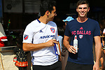 FRISCO, TX OCTOBER 6: FC Dallas marketing photos during the match against Kansas City at Toyota Stadium in Frisco Texas on October  6, 2019. Photo Rick Yeatts