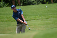Andrew Putnam (USA) chips on to 8 during round 3 of the WGC FedEx St. Jude Invitational, TPC Southwind, Memphis, Tennessee, USA. 7/27/2019.<br /> Picture Ken Murray / Golffile.ie<br /> <br /> All photo usage must carry mandatory copyright credit (© Golffile | Ken Murray)