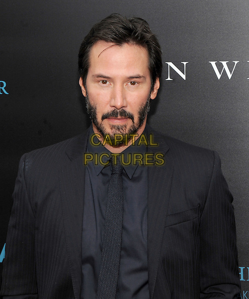 New York, NY- October 13: Keanu Reeves attends the Summit Entertainment and Thunder Road Pictures New York screening of John Wick   at the Regal Union Square on October 13, 2014 in New York City.  <br /> CAP/RTNSTV<br /> &copy;RTNSTV/MPI/Capital Pictures