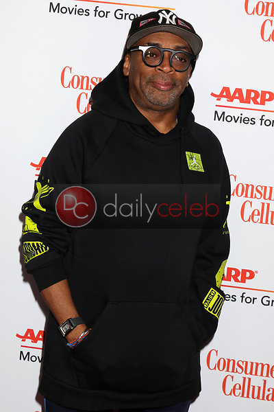 Spike Lee<br /> at the AARP Movies for Growups Awards, Beverly Wilshire Hotel, Beverly Hills, CA 02-04-19<br /> David Edwards/DailyCeleb.com 818-249-4998