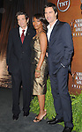 Alan Rosenberg, Angela Bassett and Eric McCormack at the 15th Annual Screen Actors Guild Nominations announcement held at the Pacific Design Center West Hollywood, Ca. December 18, 2008