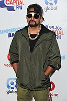 Sean Paul in the press room for the Capital Summertime Ball 2018 at Wembley Arena, London, UK. <br /> 09 June  2018<br /> Picture: Steve Vas/Featureflash/SilverHub 0208 004 5359 sales@silverhubmedia.com