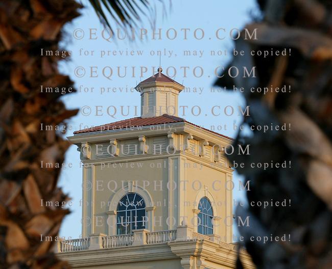 Thoroughbred Action at Gulfstream Park in Hallandale Beach, Florida.