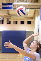 Council Rock North Volleyball player Morgan Collito