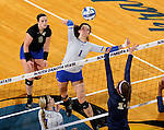 Oral Roberts at SDSU Volleyball