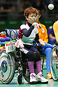Hidetaka Sugimura (JPN),<br /> SEPTEMBER 10, 2016 - Boccia : <br /> Mixed Team BC1/BC2<br /> Group stage match between Japan 6-3 Netherlands<br /> at Carioca Arena 2<br /> during the Rio 2016 Paralympic Games in Rio de Janeiro, Brazil.<br /> (Photo by Shingo Ito/AFLO)