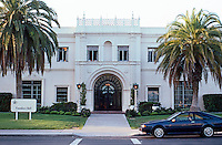 San Diego: University of San Diego, Founder's Hall. Photo '95.