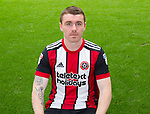 John Fleck of Sheffield Utd  during the 2017/18 Photocall at Bramall Lane Stadium, Sheffield. Picture date 7th September 2017. Picture credit should read: Sportimage
