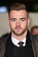 LONDON, UK. November 28, 2016: Calum Chambers at the &quot;I Am Bolt&quot; World Premiere at the Odeon Leicester Square, London.<br /> Picture: Steve Vas/Featureflash/SilverHub 0208 004 5359/ 07711 972644 Editors@silverhubmedia.com