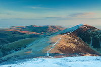 Carnethy Hill from Scald Law, The Pentland Hills, The Pentland Hills Regional Park, Lothian