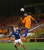 2017 International Football Friendly Scotland v Holland Nov 9th