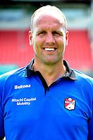 EMMEN - Voetbal, Presentatie FC Emmen, seizoen 2018-2019, 19-07-2018, FC Emmen trainer Dick Lukkien