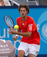 13-06-10, Tennis, Rosmalen, Unicef Open, Robin Haase er uit in de eerste ronde