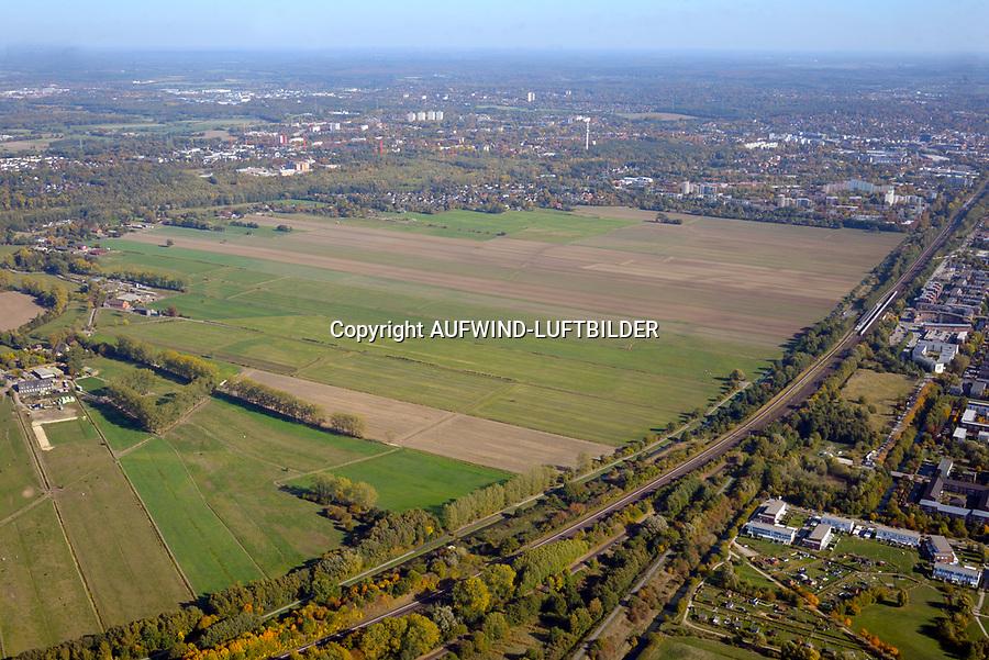 Oberbillwerder: EUROPA, DEUTSCHLAND, HAMBURG 13.10.2018: Oberbillwerder