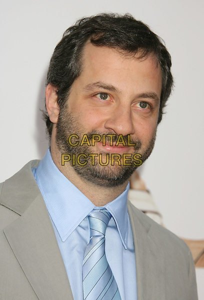 "JUDD APATOW.""You Don't Mess With The Zohan"" LA Premiere at Grauman's Chinese Theatre, Hollywood, California, USA,.28 May 2008..portrait headshot beard blue tie shirt.CAP/ADM/MJ.©Michael Jade/Admedia/Capital Pictures"